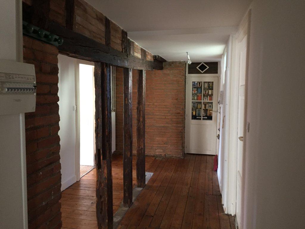 Vente appartement 3 pieces de 78 m2 31000 toulouse 1088 for Appartement toulouse